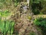 La fontaine au Jardin de Maud