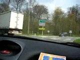 VIDEO - Fahrt nach Pierrefonds