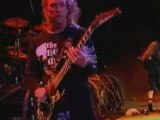 Slayer - Angel of Death (video live at ozzfest '96)
