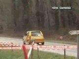 Rallye de la fougere 2008