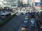 Passage piétons à Shibuya