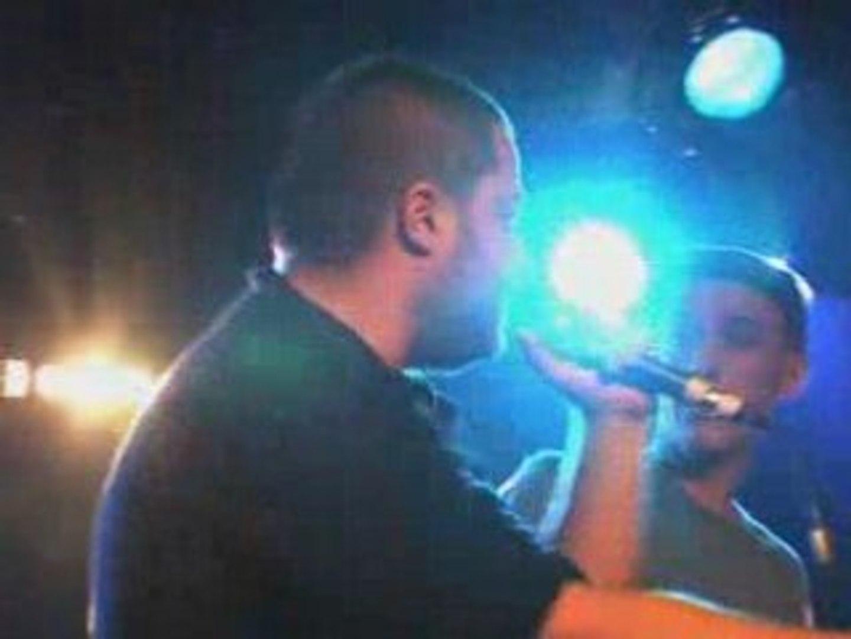 ROUDA Live à la Boule Noire : Paris Canaille... (nov. 2007)