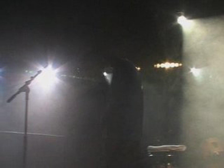 ROUDA Live à la Boule Noire : Visions d'Afrique (nov. 2007)