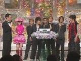 Aya Matsuura + Arashi [FNS] 05/12/2002