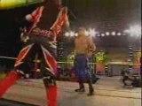 WWE,WCW,WWF,ECW,CZW,NWA-TNA - High flyers of Wrestling