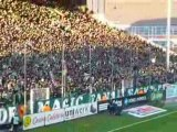 ASSE - Lens - écharpes Magic fans kop nord