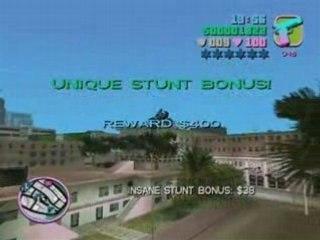 GTA vice city  100% speedrun  partie 1