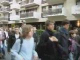 Agen: manifestation des lycéens (3)