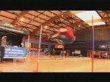 Cpe de France 08 de roller acrobatique à Eaubonne
