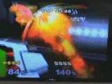 Gamma Bowl 2-9-08 Super Smash Bros Melee: Peach vs Fox