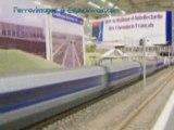 La gare TGV Champagne Ardennes en HO