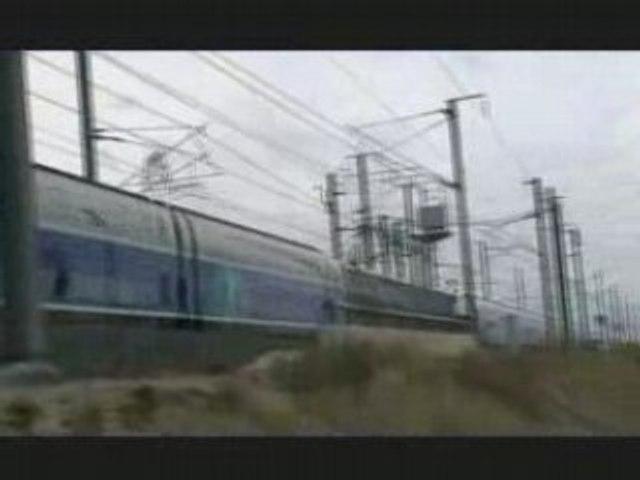 1. TGV DANS LE SUD ... I