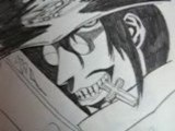 Dessins inspiration mangas 2.