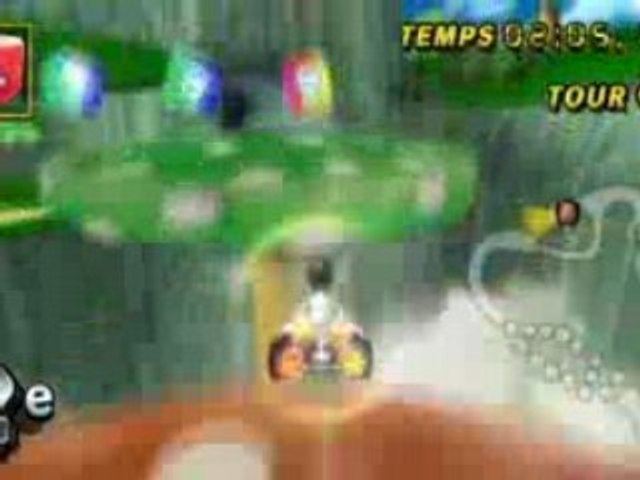 Nintendo of France - Mario Kart Wii commercial