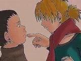 LOVE STORY ♥  SHIKAMARU X TEMARI ♥