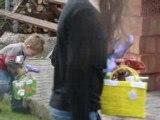 La Chasse aux oeufs,Paques 2008