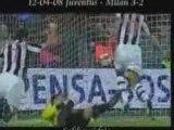 Juventus-Milan 3-2 (RadioRai - Giulio Delfino)