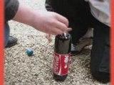 Coca+Mentos