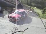 rallye de fronton 2008 bmw glisse épingle