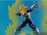 DBZ - vegeta's final flash