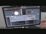 Denon DN-HS5500 Controls Serato Scratch Live