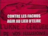1/2 -agir au lieu d'élire - Fédération Anarchiste