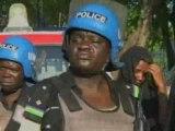 """""""Emeutes de la faim"""" : un casque bleu tué à Haïti"""
