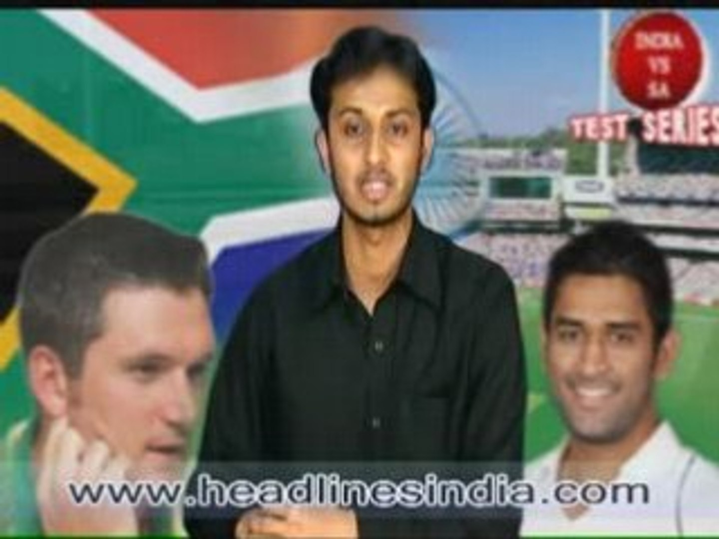 India South Africa Test, India News