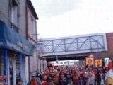 Lens-PSG rue st denis avant match