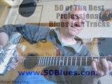 Blues/Jazz/Fusion Guitar Backing Jam Tracks 2nd SAMPLE Music