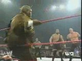 WWE  Big Show & Kane tag team destroyer