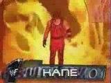 Kane The Big Red Monster WWE