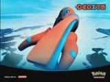 Pokémon musique combat vs Deoxys Emeraude RF VF