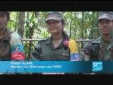 Dix jours dans la jungle avec les FARC (France24)