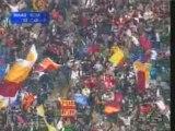 Roma-Catania 1-0 andata Coppa Italia