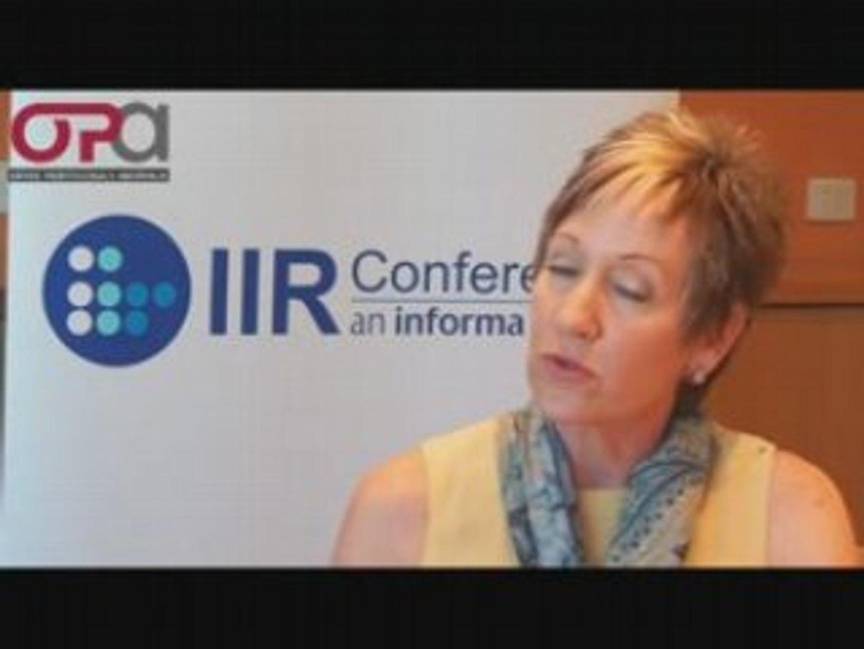 IIR Interviews Camille Valvo
