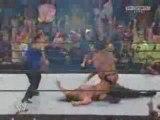 Unforgiven 2007 batista vs rey mysterio vs khali (part 2)