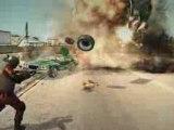 Saints Row 2 Armes et véhicules en vidéo