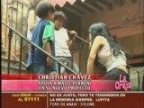 Christian habla de Anahi, Maite y RBD