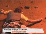 Chelles Grimpe Escalade Clément