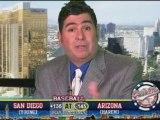 MLB San Diego Padres @ Arizona Diamondbacks Preview