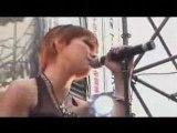 Anna Tsuchiya- NANA(BLACK STONES) - Rose live
