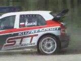 Essais Leszek Kuzaj - Skoda Fabia WRC by JM