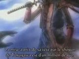 Samurai Deeper Kyo 17 VOSTFR part 1