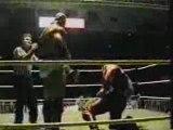 WWE-- Kane vs. 'Dave Batista' - [WWE, WCW, WWF,  ECW,