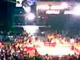 WWE Raw Wrestlemania Revenge - Y2J and HHH...