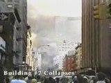WTC7 demolition controlé 05 [mini vidéo]