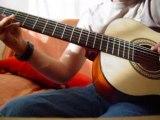 Petit morceau de guitare
