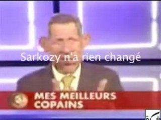 Sarkozy le menteur a voté Ben Ali
