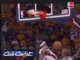 NBA Dunk Of the Night April 19th 2008, KING JAMES no comment